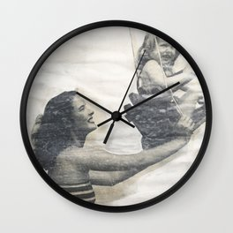 swing me higher Wall Clock