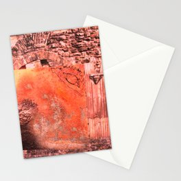 Childhood of humankind: Wisdom eye look left Stationery Cards