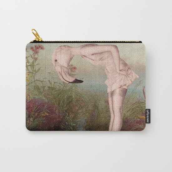 SOME PINK Carry-All Pouch