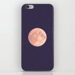 Supermoon iPhone Skin