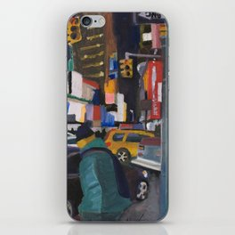 Downtown Flow iPhone Skin