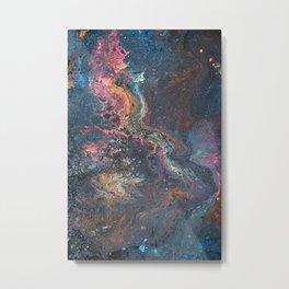 NIGHT LIFE Metal Print