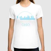 ohio T-shirts featuring Columbus, Ohio by MattXM85