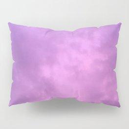 purple sky Pillow Sham