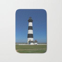 Bodie Island Lighthouse Bath Mat