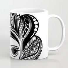Tendrils #6 Coffee Mug