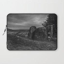 Coldrum Stones Laptop Sleeve
