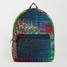 Speaking in Tongues (Self Portrait) Backpack