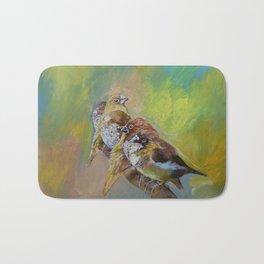 Finches Bath Mat