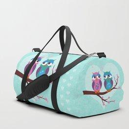 Love owls Duffle Bag