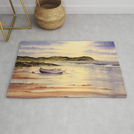 Mull Of Kintyre Scotland Rug