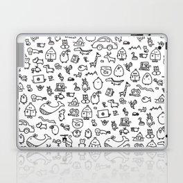 The TourBunny Pattern Laptop & iPad Skin