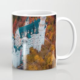 Neuschwanstein Castle in Schwangau, Germany Coffee Mug