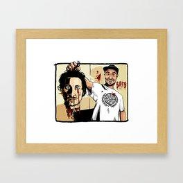BATB Framed Art Print