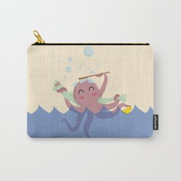 Octopus Shower Carry-All Pouch