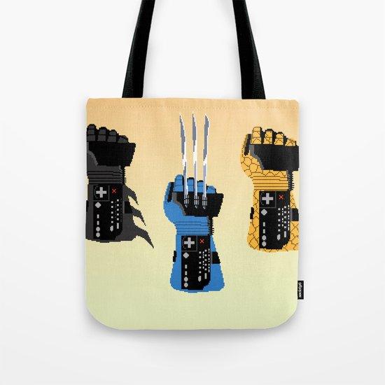 Power Glove Love Tote Bag