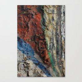 Strata Nova Canvas Print