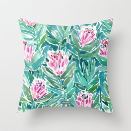 PROTEA PARADISE Throw Pillow