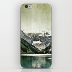 Lake Louise, Banff iPhone & iPod Skin