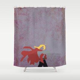Ed Shower Curtain