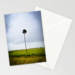 I'm a lonely palm Stationery Cards