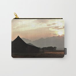 Spirit of the West Carry-All Pouch