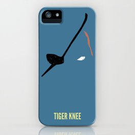 Sagat - Tiger iPhone Case