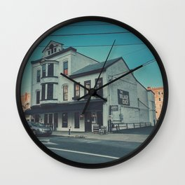 The Village Idiot Wall Clock