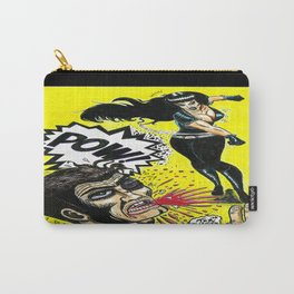 Bad Girls of Motion Pictures #3 - Varla Carry-All Pouch
