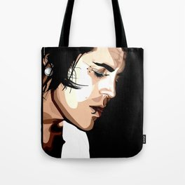 The Feeling of Music Tote Bag