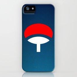 Uciha Clan iPhone Case