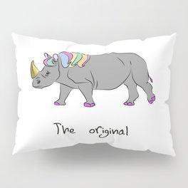 unicorhino - the original Pillow Sham