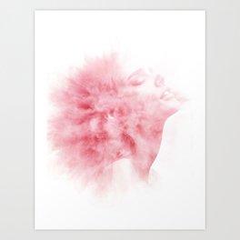 Women's Touch Art Print