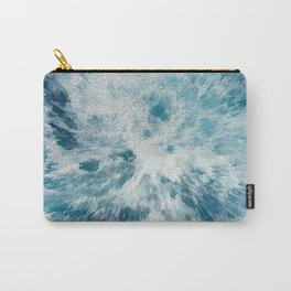 ocean wave goosebumps Carry-All Pouch