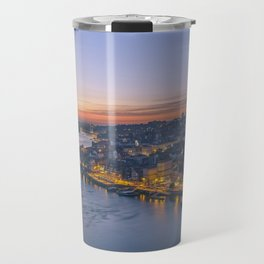 The view from Serra do Pilar - Porto and Gaia Travel Mug