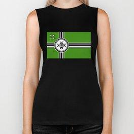 Kekistan Flag Biker Tank