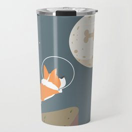 Fly to the moon Travel Mug