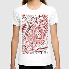Contours 2 T-shirt