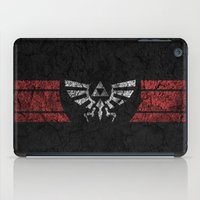 triforce iPad Cases featuring TRIFORCE by Stagg Designs