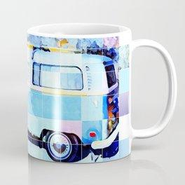 The Magic Surf Bus Coffee Mug