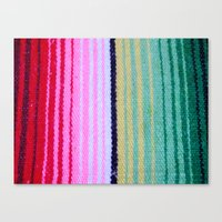 blanket Canvas Prints featuring Blanket by John Lyman Photos