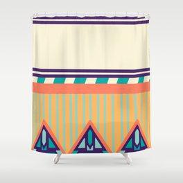 fashion colors Shower Curtain