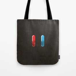 The Matrix Tote Bag