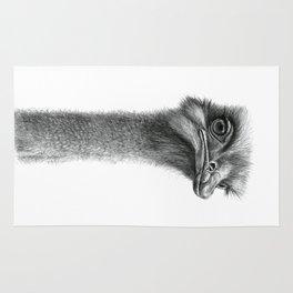 Funny Ostrich SK060 Rug