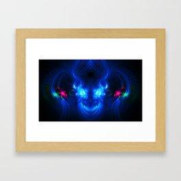 ENTITY Framed Art Print