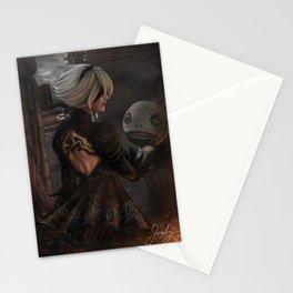 Nier: Automata 2B Stationery Cards