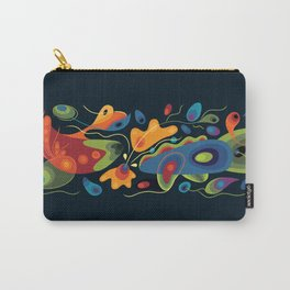 Wobbly Whiskers Carry-All Pouch