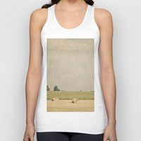 farm Tank Tops featuring Farm by Pure Nature Photos