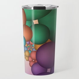 ballpattern -2- Travel Mug