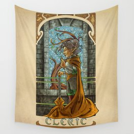 La Clerc - The Cleric Wall Tapestry